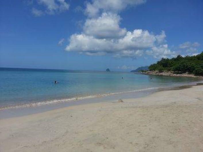 Location de vacances - Villa à Sainte-Luce - plage corps de garde