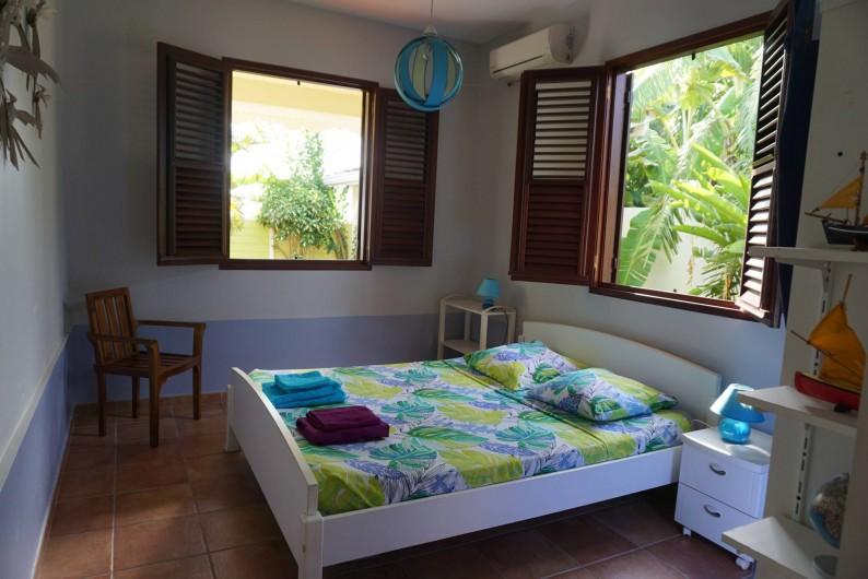 Location de vacances - Villa à Sainte-Luce - chambre2