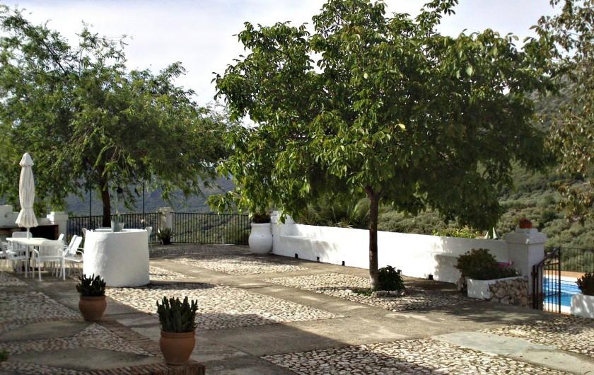 Location de vacances - Villa à Carcabuey - TERRAZA