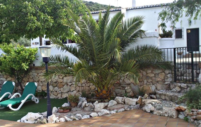 Location de vacances - Villa à Carcabuey - JARDIN
