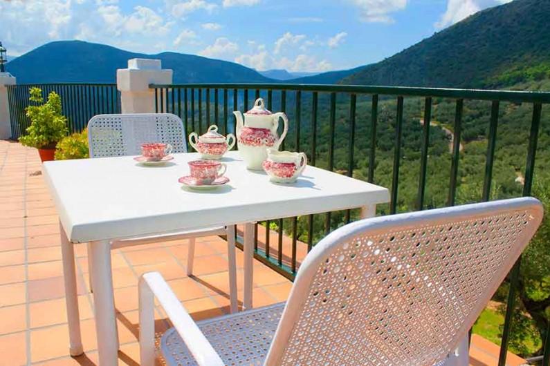 Location de vacances - Villa à Carcabuey - HORA DEL TE