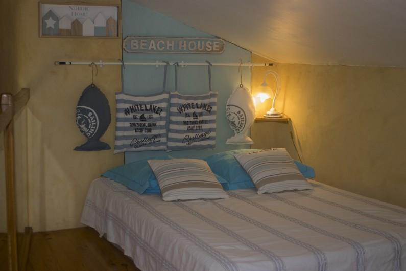 Location de vacances - Gîte à Ossages - Chambre enfants