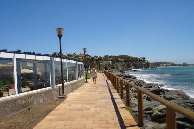 Location de vacances - Appartement à San Bartolomé de Tirajana