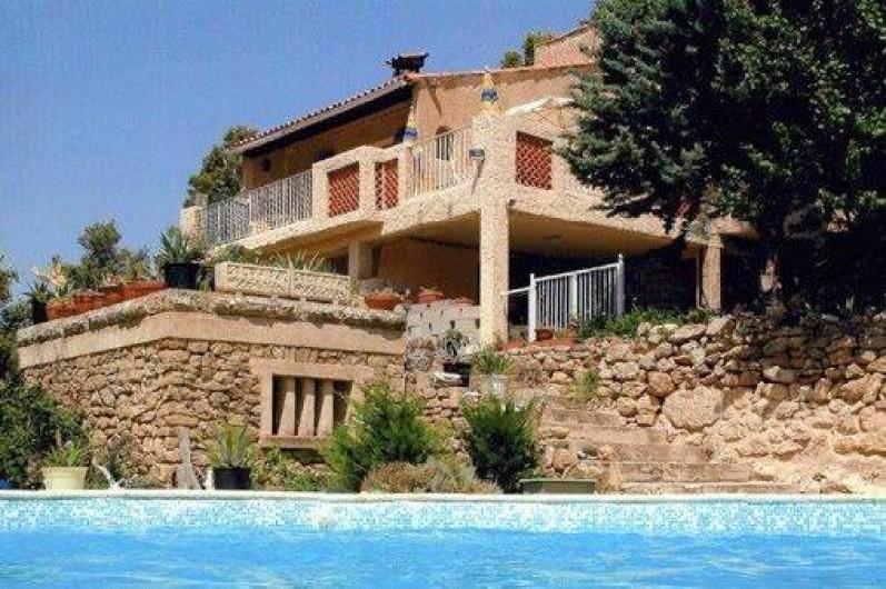 Location de vacances - Maison - Villa à Peyrolles-en-Provence