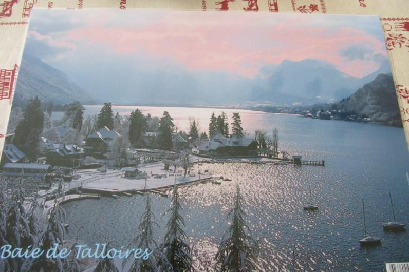 Location de vacances - Appartement à Faverges - Lac d'Annecy