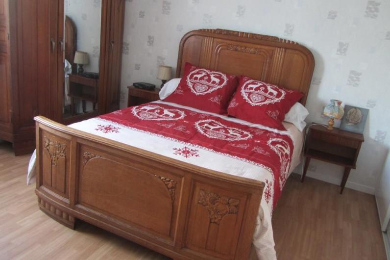 Location de vacances - Appartement à Faverges - lit 2 places
