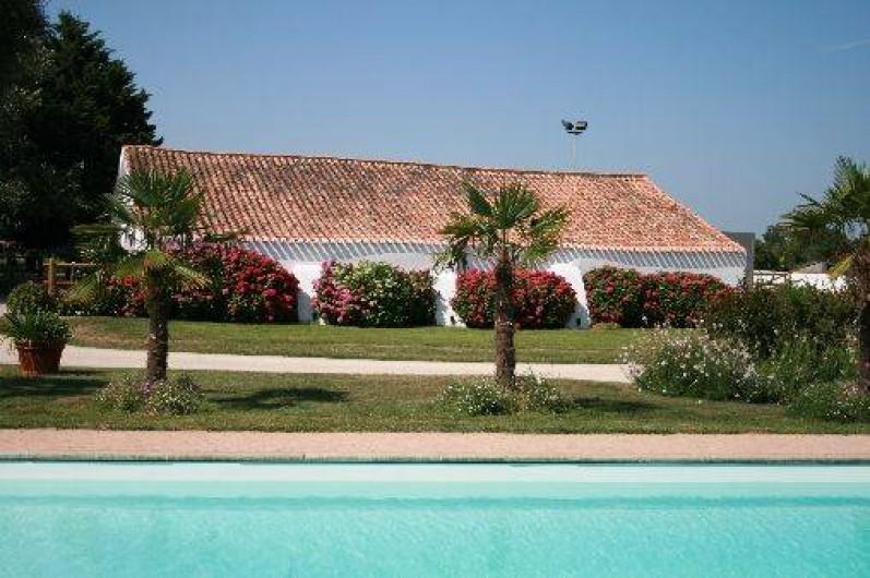 Location de vacances - Gîte à Sallertaine