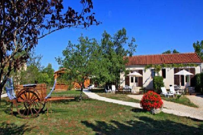 Location de vacances - Gîte à Orliaguet - Gites La Treyne et Fayrac