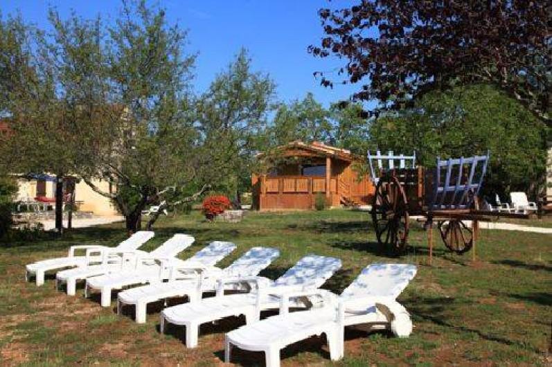 Location de vacances - Gîte à Orliaguet - Chalet Biron
