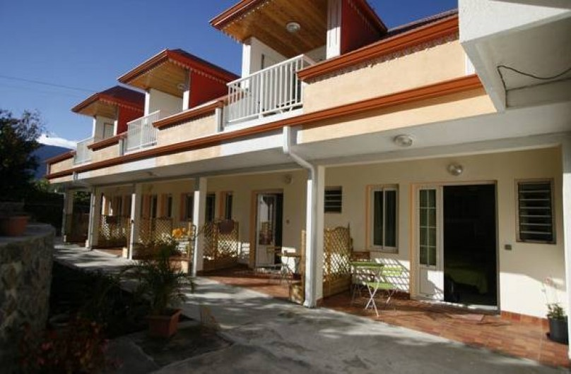 Location de vacances - Chambre d'hôtes à Îlet à Cordes