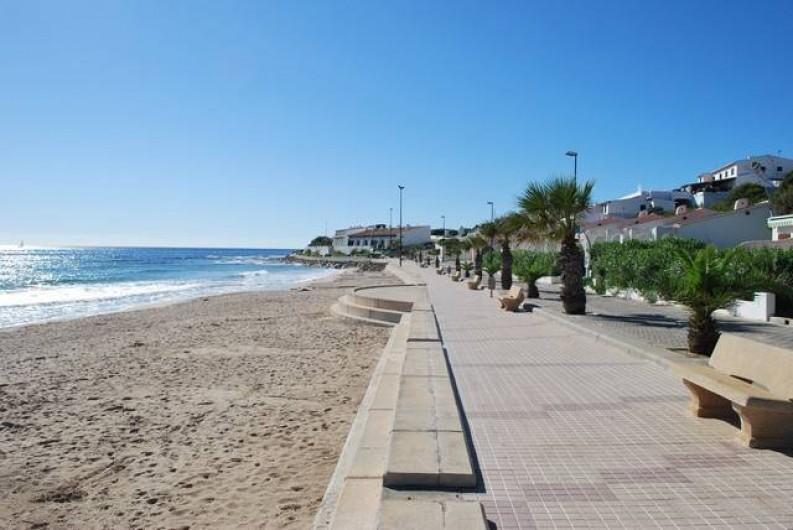 Location de vacances - Villa à L'Ametlla de Mar - Plage Almadrava