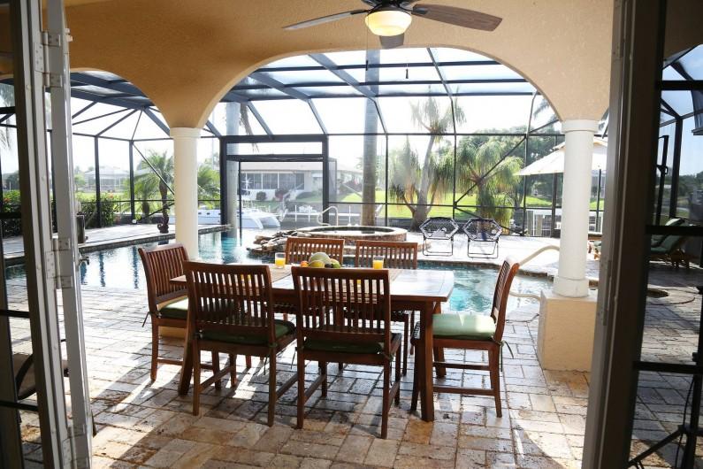 Location de vacances - Villa à Cape Coral