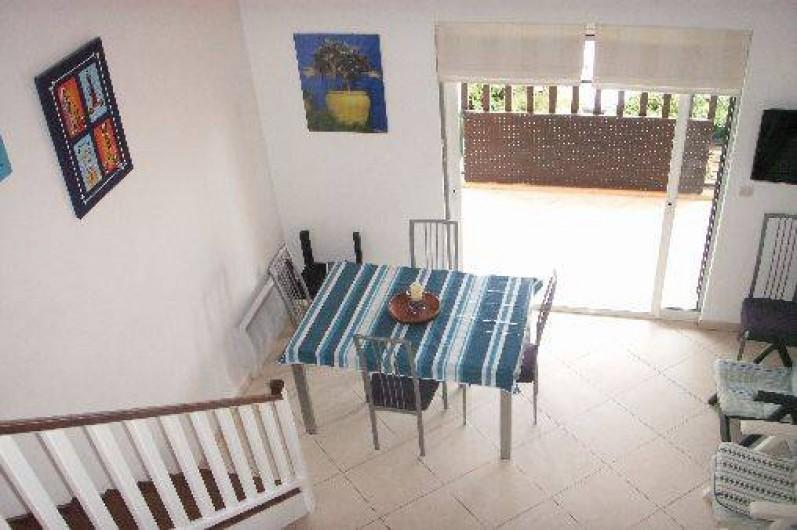 Location de vacances - Appartement à Sausset-les-Pins