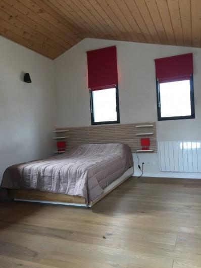 Location de vacances - Gîte à Saint-Zacharie - Chambre mezzanine