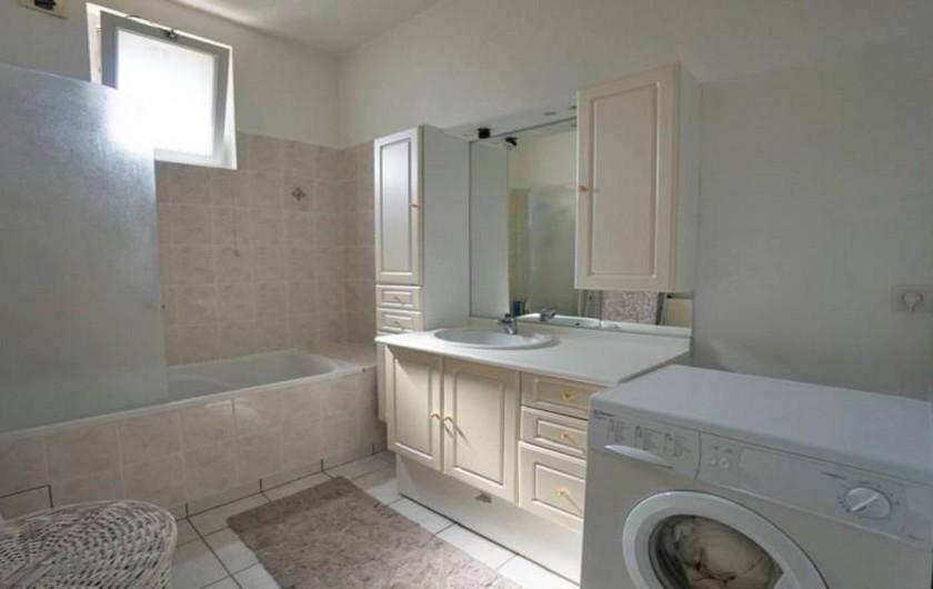 Location de vacances - Appartement à Royan - Salle de bain