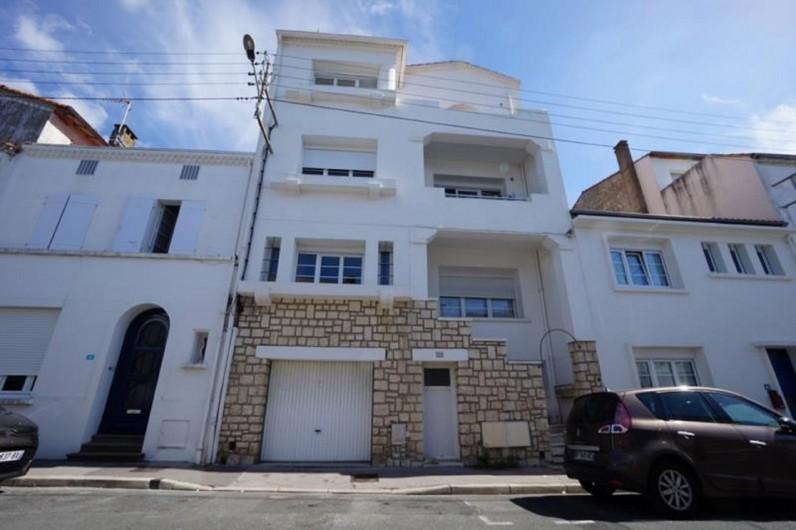 Location de vacances - Appartement à Royan - Vue extérieure