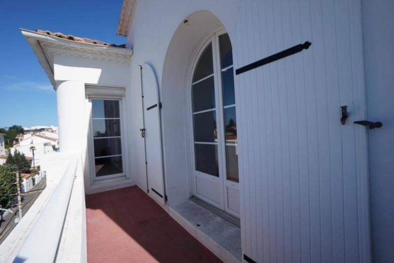 Location de vacances - Appartement à Royan - Balcon