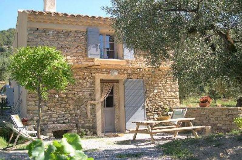 """Gîte De Charme """"Le Cabanon"""" En Drome Provençale - Mollans-Sur-Ouvèze"""