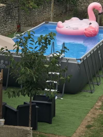 Location de vacances - Maison - Villa à Vineuil - piscine
