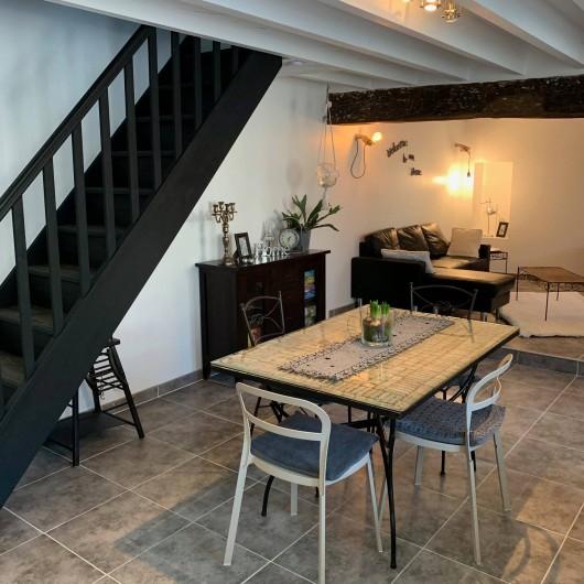 Location de vacances - Maison - Villa à Vineuil - salon