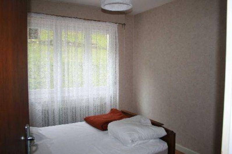 Location de vacances - Gîte à Sapois - Chambre avec 1 lit double