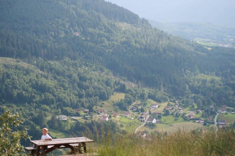 Location de vacances - Gîte à Sapois - Balades avec points de vue