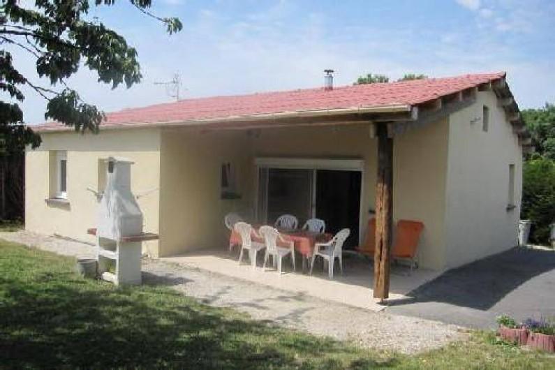 Location de vacances - Gîte à Fossé - Gîte Manola
