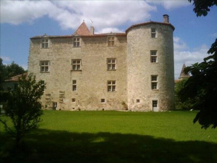 Location de vacances - Maison - Villa à Fourcès - Dans le parc