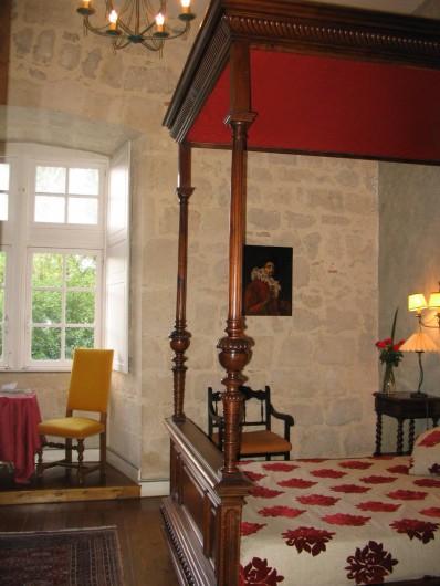 Location de vacances - Maison - Villa à Fourcès - Chambre au chateau si besoin!