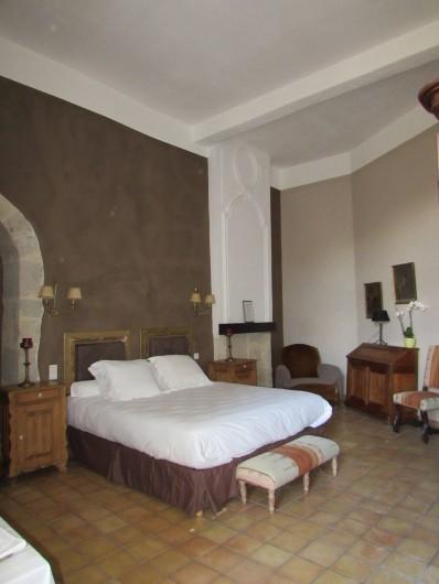 Location de vacances - Maison - Villa à Fourcès - Suite au château si besoin