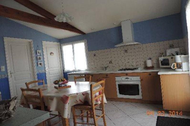 Location de vacances - Maison - Villa à Saint-Hilaire-la-Palud