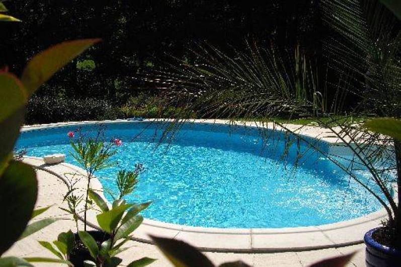 Gite de charme avec piscine en bordure d un ruisseau dans for Piscine haut rhin