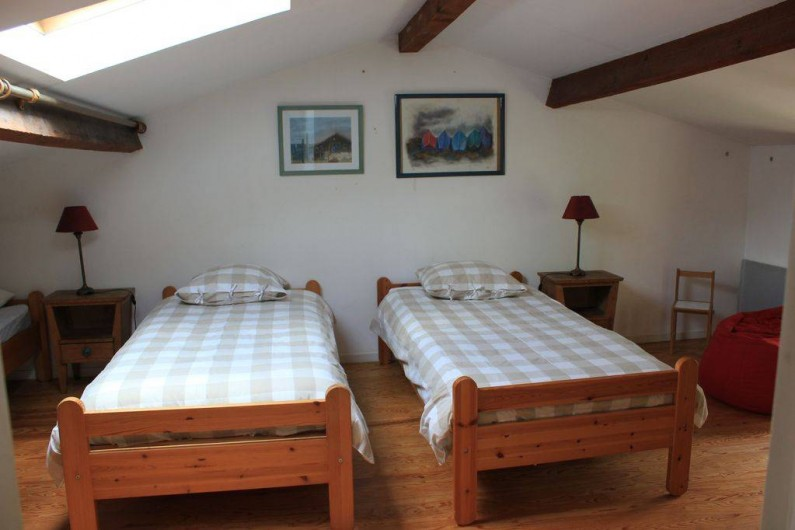 Location de vacances - Maison - Villa à Lignan-de-Bordeaux
