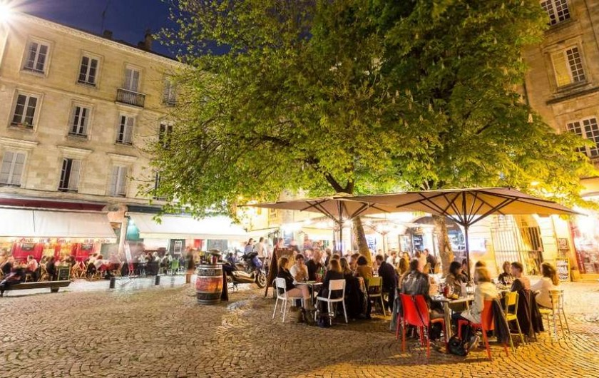 Location de vacances - Maison - Villa à Lignan-de-Bordeaux - Bordeaux