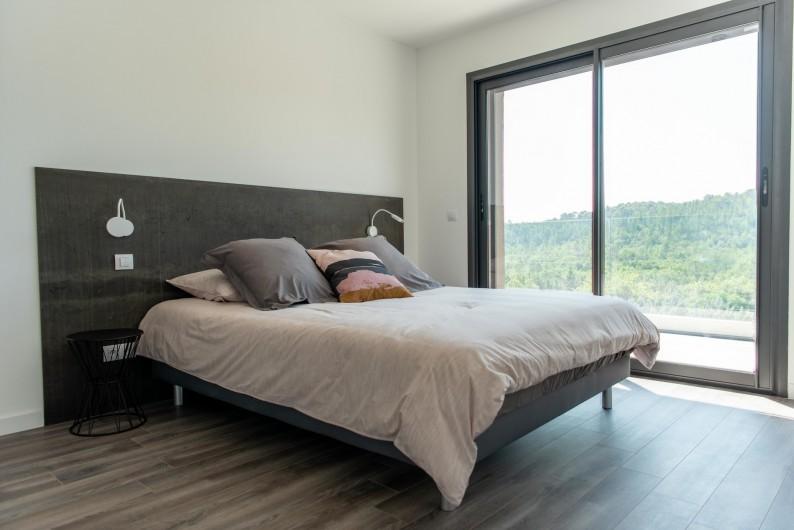 Location de vacances - Villa à Callian - Chambre 3