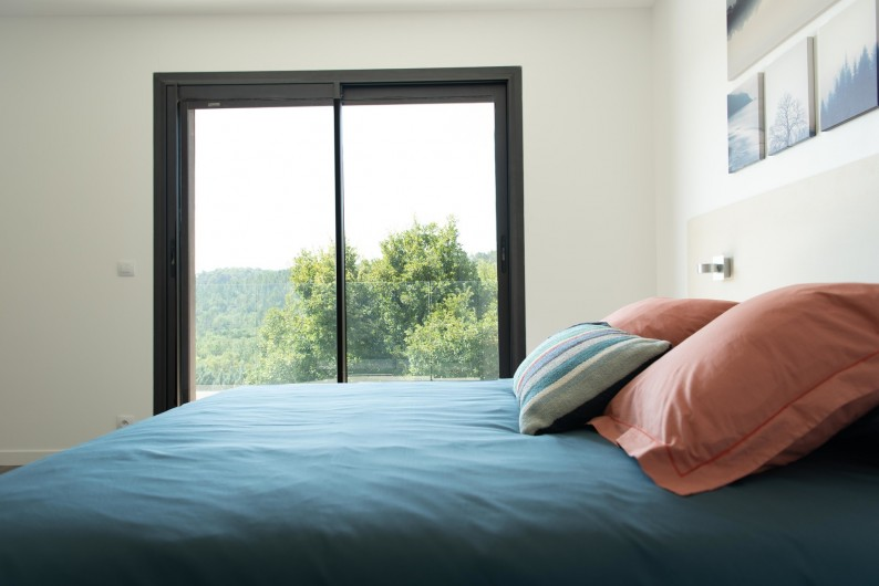 Location de vacances - Villa à Callian - Chambre 4