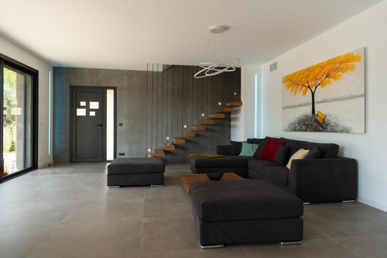 Location de vacances - Villa à Callian - Salon 1
