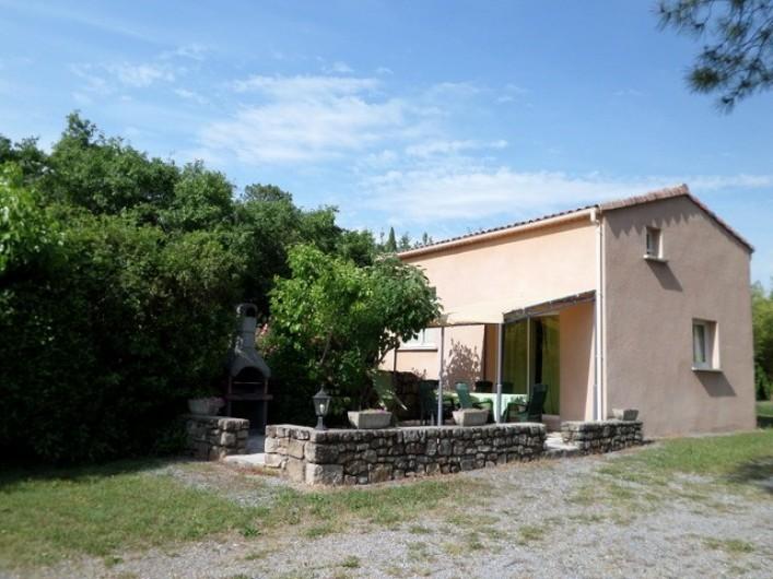 Location de vacances - Gîte à Lablachère - gite 6 pers