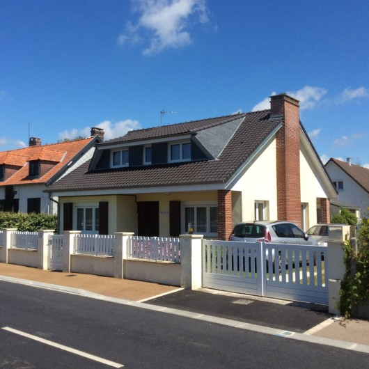 Location de vacances - Villa à Fort-Mahon-Plage - Villa Bélénie