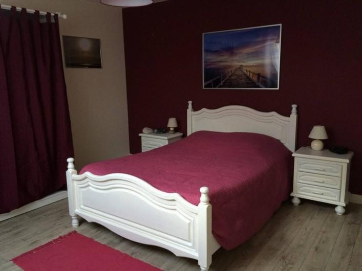Location de vacances - Villa à Fort-Mahon-Plage - Chambre 3 étage