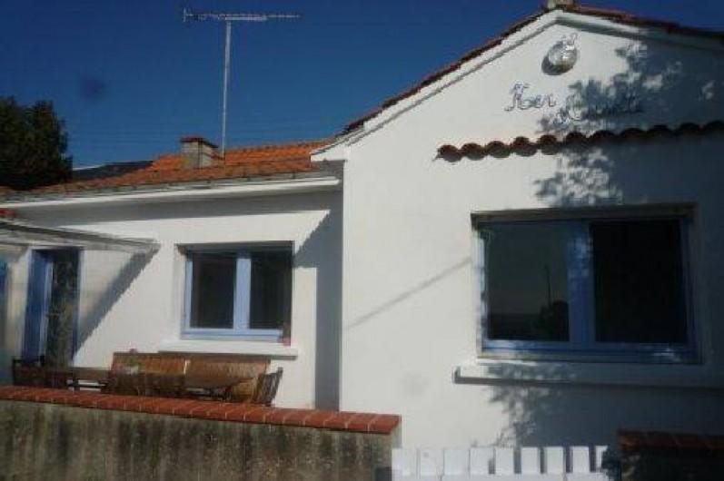 Location de vacances - Maison - Villa à Saint-Gilles-Croix-de-Vie