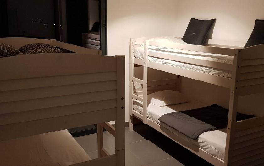 Location de vacances - Maison - Villa à Porto-Vecchio - chambre enfant