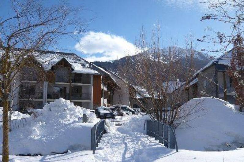 Location de vacances - Appartement à Vielle-Aure