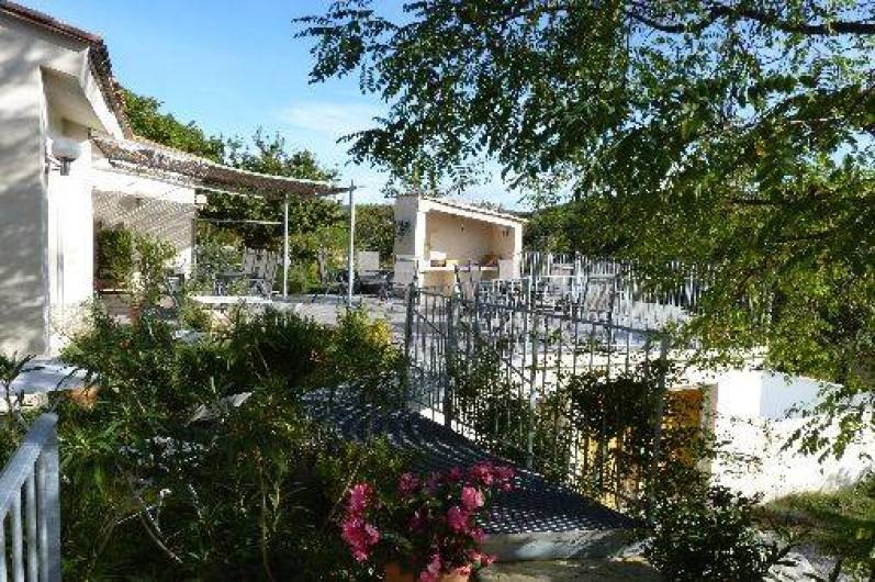 Location de vacances - Chambre d'hôtes à Villeneuve-de-Berg