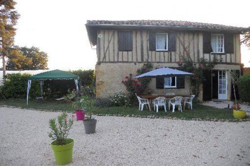 Location de vacances - Gîte à Ponsan-Soubiran