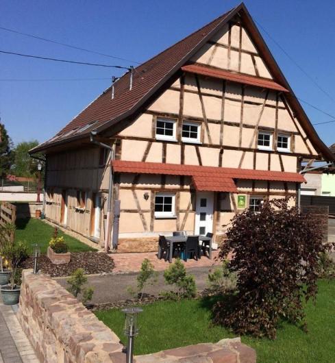 Location de vacances - Gîte à Ichtratzheim