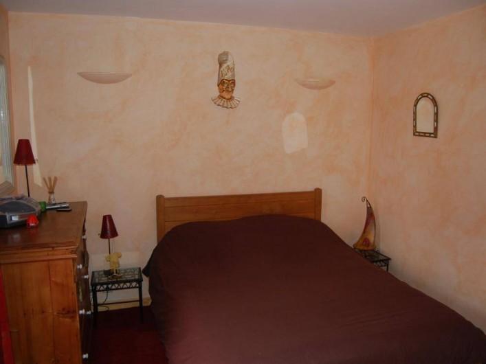 Location de vacances - Villa à Barneville-Carteret - Chambre Venise