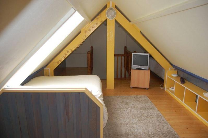 Location de vacances - Villa à Barneville-Carteret - Chambre sous les toits