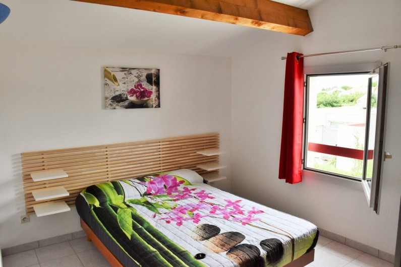 Location de vacances - Maison - Villa à Vic-la-Gardiole - 119-chambre parents