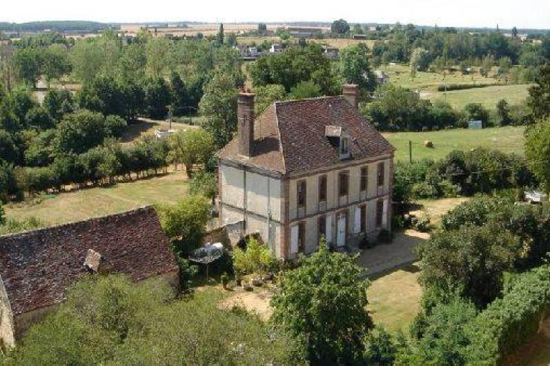 Location de vacances - Gîte à Rueil-la-Gadelière